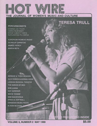 HOT WIRE - Teresa Trull Cover