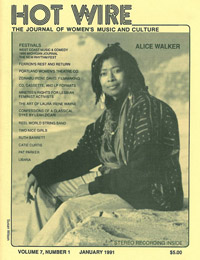 HOT WIRE - Alice Walker Cover